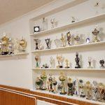 Platz für neue Pokale