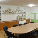 Panoramaansicht Vereinszimmer