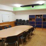 Besprechungen inkl. Whiteboard im Vereinszimmer