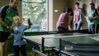 Unsere Station Tischtennis