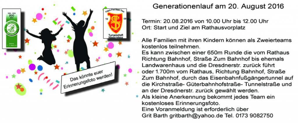 Generationenlauf